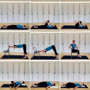 Yoga Home Practice - Restorative, all levels